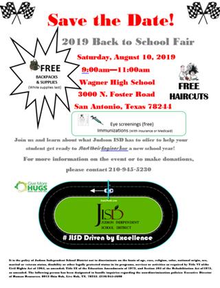 Judson Independent School District / Homepage