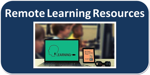 Parent Tools and Resources for Remote Learning
