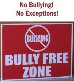 Hartman Elementary Promotes being Bully Free