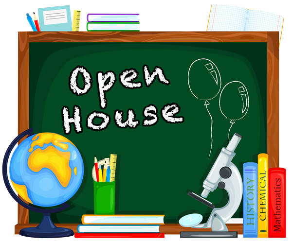 Click here for information on Open House