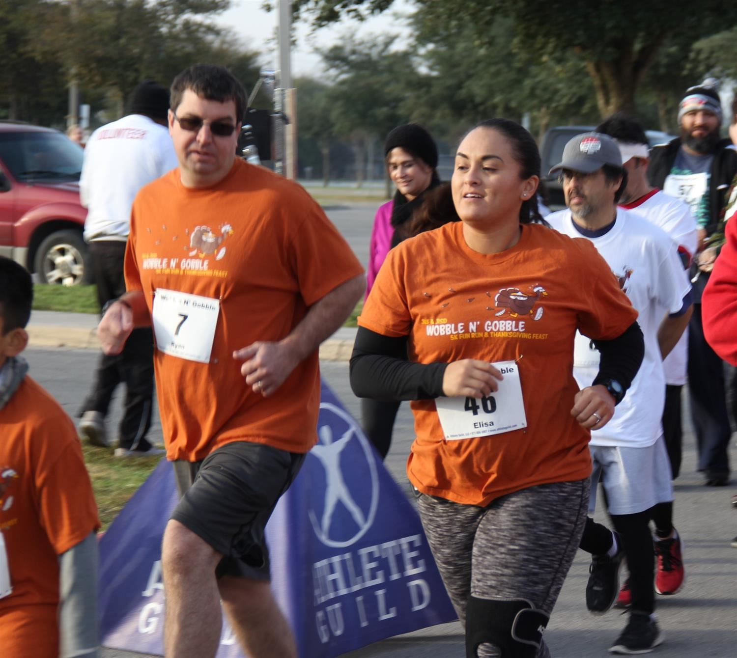 Wobble and Gobble: You Can Register Now