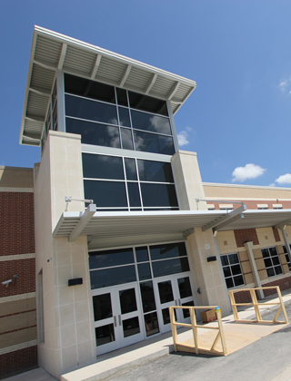 Kirby Middle School Starts Year With Newness