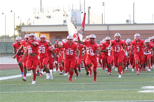 Judson Rockets Football