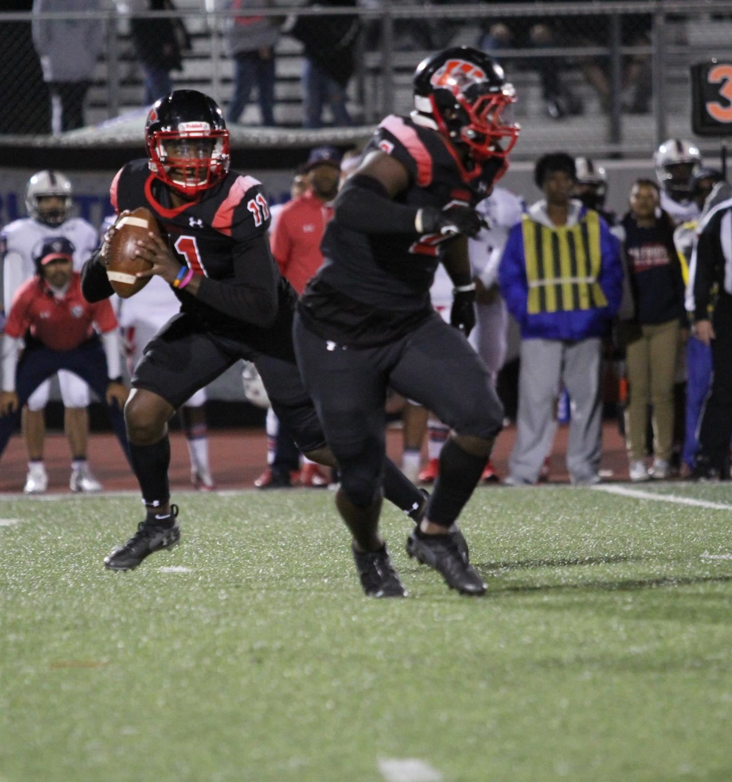 Wagner, Judson In State Football Quarterfinals