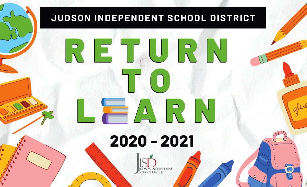 Return To Learn-JISD's Plan For Instruction