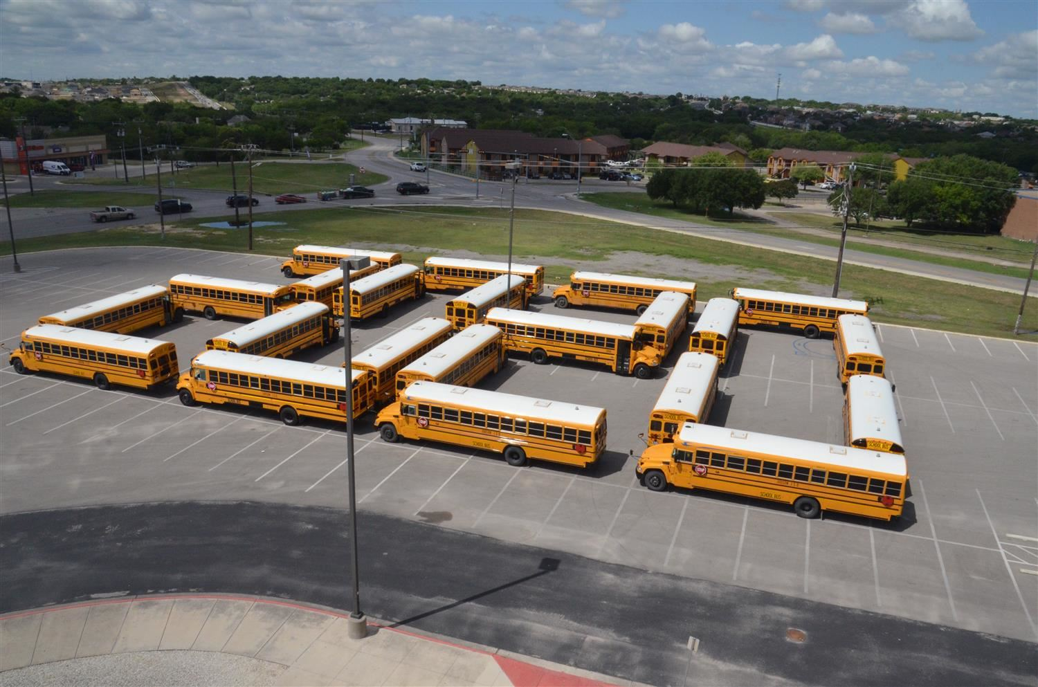 Transportation salutes the class of 2020