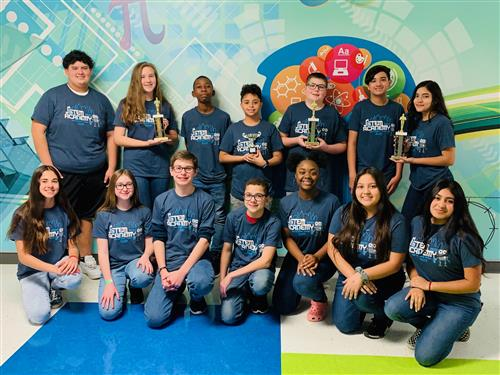 JSTEM Winners At Future City Contest