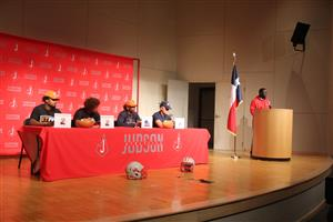 National Signing Day at Judson High School