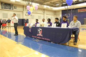 Kahliq Paullete  Football Cal Poly  Dresden McIver-Brown  Football  UTEP  Elijah Moffett Football  Abilene Christian Universi
