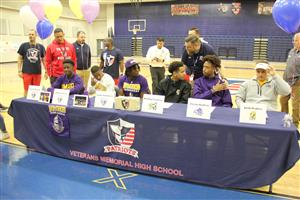 Patriots on National Signing Day