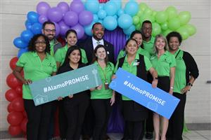 Alamo Promise event at Wagner
