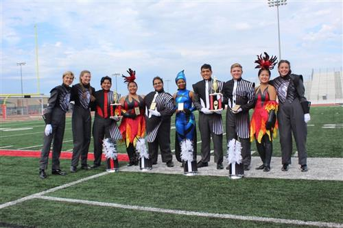 Judson Rocket band wins Comal Classic