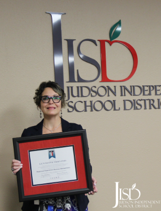 JISD Purchasing Specialist Receives National Certification