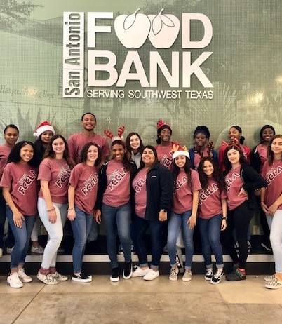 Judson FCCLA Touches Lives Of Less Fortunate
