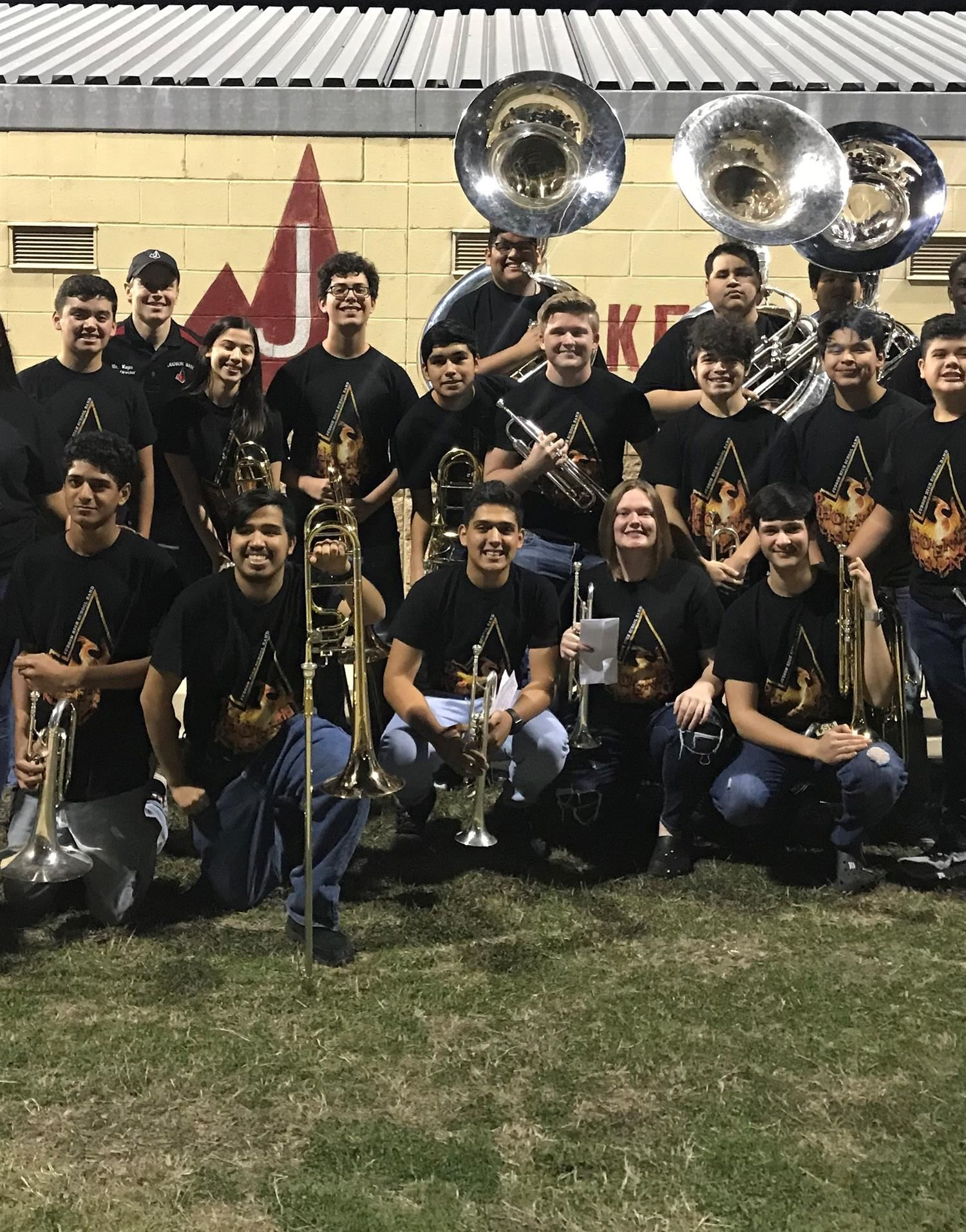 Judson Band Advances To State Solo/Ensemble Contest