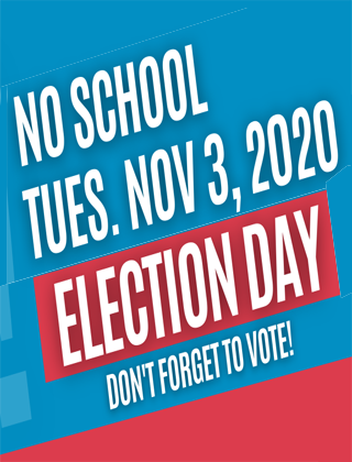 No School on Election Day