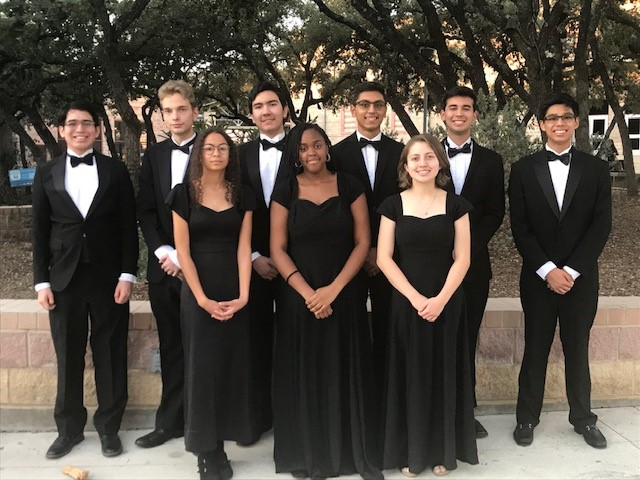 JISD Students Participate In TMEA's Regional Clinic And Concert