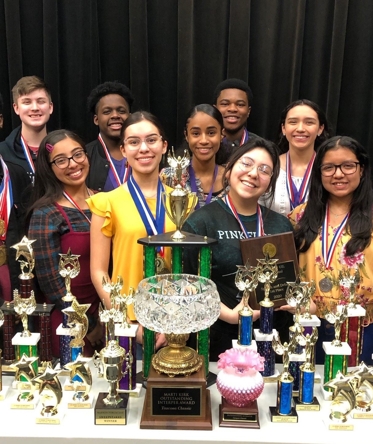 Judson Theater Makes State And National Competitions