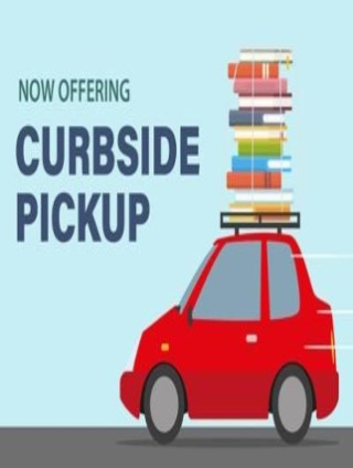 Curbside Library Available NOW!