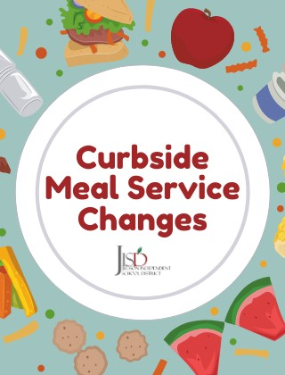 Curbside Meal Changes Coming Oct. 26