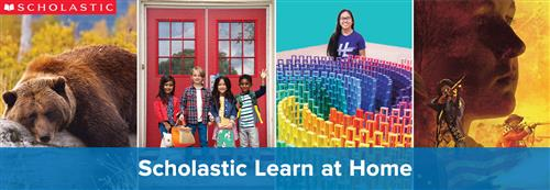 Scholastic Learn From Home