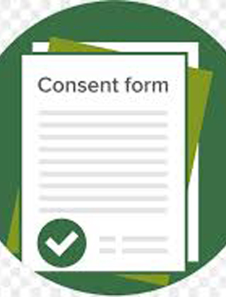 COVID 19 Screening Content Form