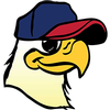 Crestview Eagles Logo