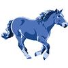 Franz Mustangs Logo